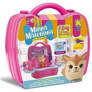 Minha Maletinha Pet Shop Raposinha - Diver Toys