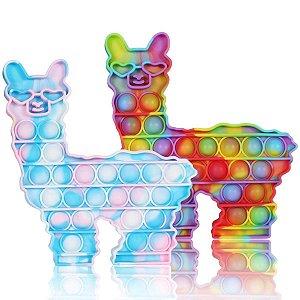 Fidget Toys Pop It Alpaca - Pop Fun