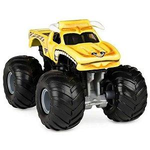 Monster Jam - Die Cast Monster Truck Bulldozer - Sunny