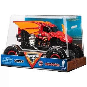 Monster Jam - 1:24 Collector Die Cast Truck Dragonoid - Sunny