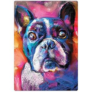 Quebra-Cabeça Retratos Animais Cachorro - Toyster