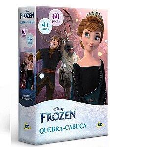 Quebra-Cabeça Fozen 60Pçs - Toyster