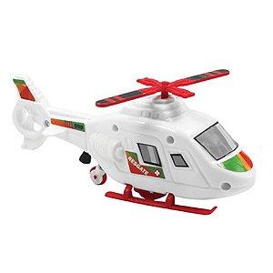 Helicóptero Resgate Flying - Pica Pau