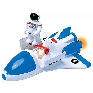 Ônibus Espacial Astronautas - Exploradores do Espaço - Fun