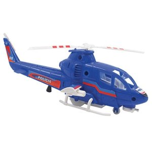 Helicóptero Polícia Flyng - Pica Pau