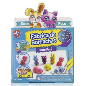 Fábrica De Bolachas Cute Pets - Estrela