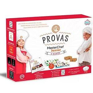 Jogo Infantil Master Chef Provas Desafio Junior - Pais e Filhos