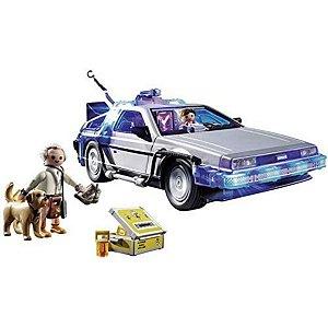 Playmobil - De Volta Para O Futuro Delorea - Sunny