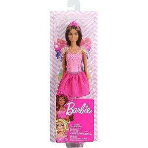 Barbie Fada Dreamtopia Morena - Mattel