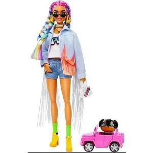 Barbie Extra Cabelo Com Tranças -Mattel
