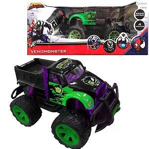 Carrinho De Controle Remoto Maximum Venom Venomonster-Candide