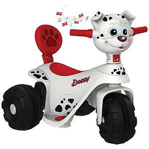 Scooter Doggy 6V Elétrica - Bandeirante