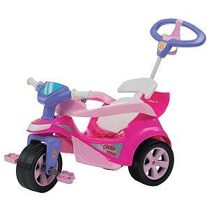 Triciclo Baby Trike Evolution - Rosa - Biemme