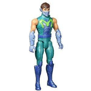 Boneco Max Steel Missão No Oceano - Mattel