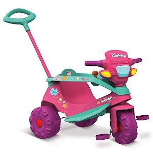Triciclo Velobaby - Rosa - Bandeirante