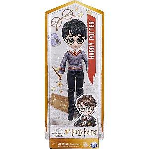 Boneca Harry Potter 20 Cm O Mundo Mágico de Harry Potter - Sunny