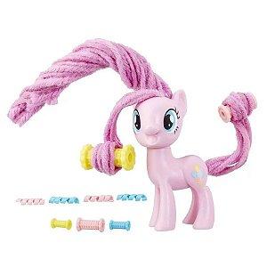 My Little Pony - Penteados Arrojados Pinkie Pie - Hasbro