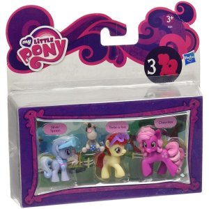 My Little Pony Conjunto Lesson Set- Hasbro