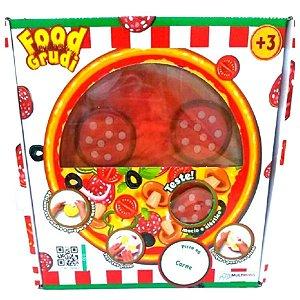 Fidget Toys Food Grudi Pizza Sortido - Multikids