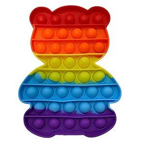 Fidget Toys Pop It Ursinho