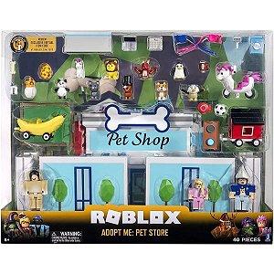 Pet Shop Roblox Adopt Loja De Animais - Sunny