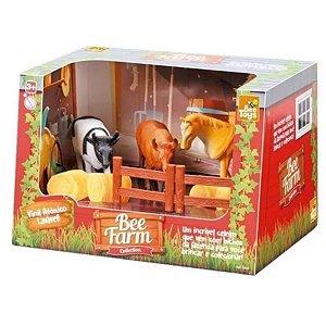 Animais De Fazenda Bee Farm Collection - Bee Toys