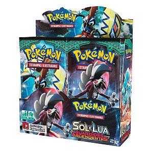 Box Pokémon Sol e Lua Guardiões Ascendentes Copag