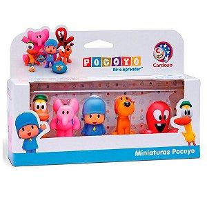 Bonecos Pocoyo Miniaturas Cardoso Toys