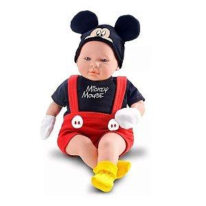 Boneco Mickey Classic Dolls