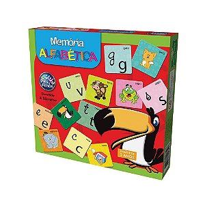 Jogo Da Memória Alfabética Pais e Filhos