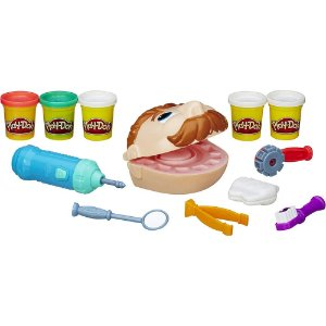 Play-Doh Massinha de Modelar Dentista Hasbro