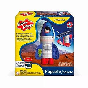 Massinha De Modelar Super Massa Foguete Brinquedos Estrela