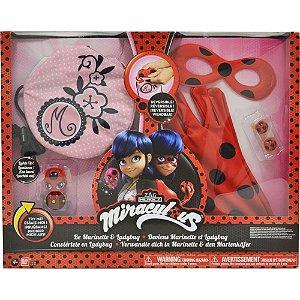 Kit Ladybug E Marinette Sunny Brinquedos