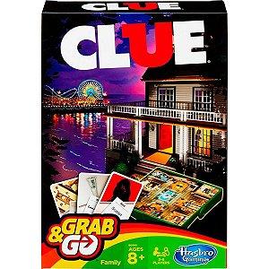 Brinquedo Jogo Clue Grab E Go