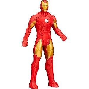 Boneco Avengers 6 Marvel Iron Man - Hasbro B1814 15 CM