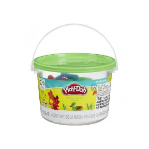 Play Doh Mini Balde Animais 23413 - Hasbro