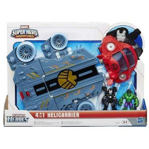Veiculo Heroes Heliccarrier 4