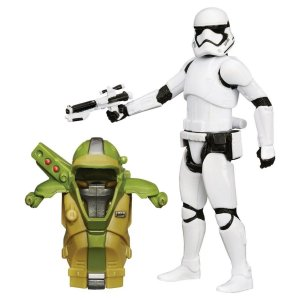 Figura Com Armadura Stormtrooper