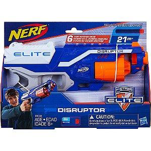 Lança Dardo Nerf Elite Disruptor - Hasbro