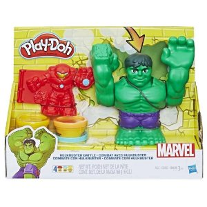 Conjunto Pd Combate Hulkbuster