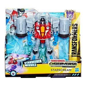 Transformers Cyberverse Commander- Starscream