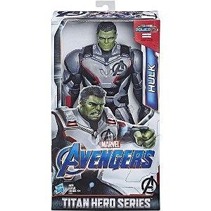 Boneco Titan Hero Marvel Delux 2 0 Hulk