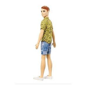 Boneco Barbie Ken Fashionista