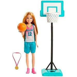 Barbie Stacie Jogadora De Basquete
