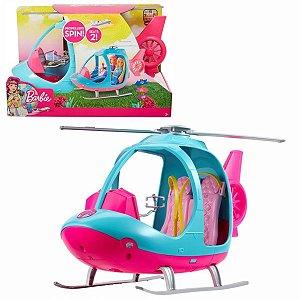 Helicoptero Barbie Explorar E Descobrir