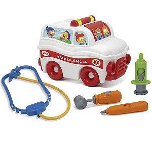 Sos Resgate - Ambulância