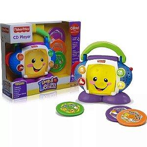 Fisher Price CD Player Aprender e Brincar