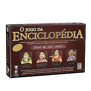 Jogo Enciclopédia - Grow