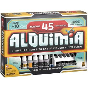 Jogo Alquimia 45 Experiências - Grow