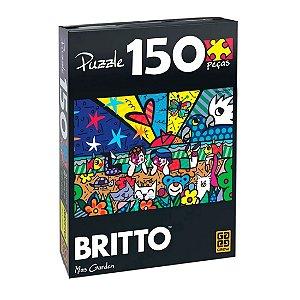 Quebra-Cabeça Romero Britto 150 Peças